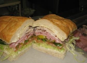 Sandwiches & Grinders
