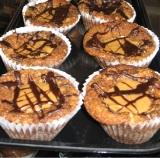 Baked Treats, Bars, Pastries