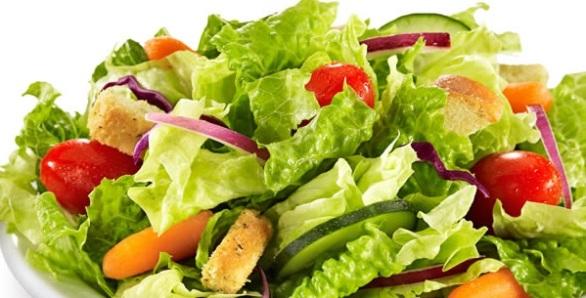 Garden Salads & Pasta Salads