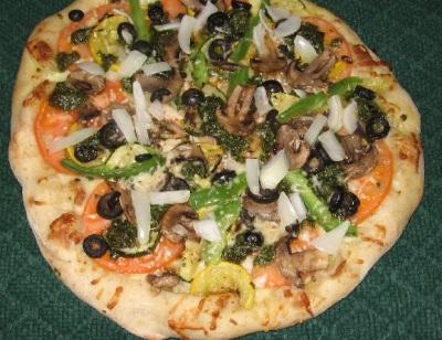 Pizzas & Flatbread Style Pizzas